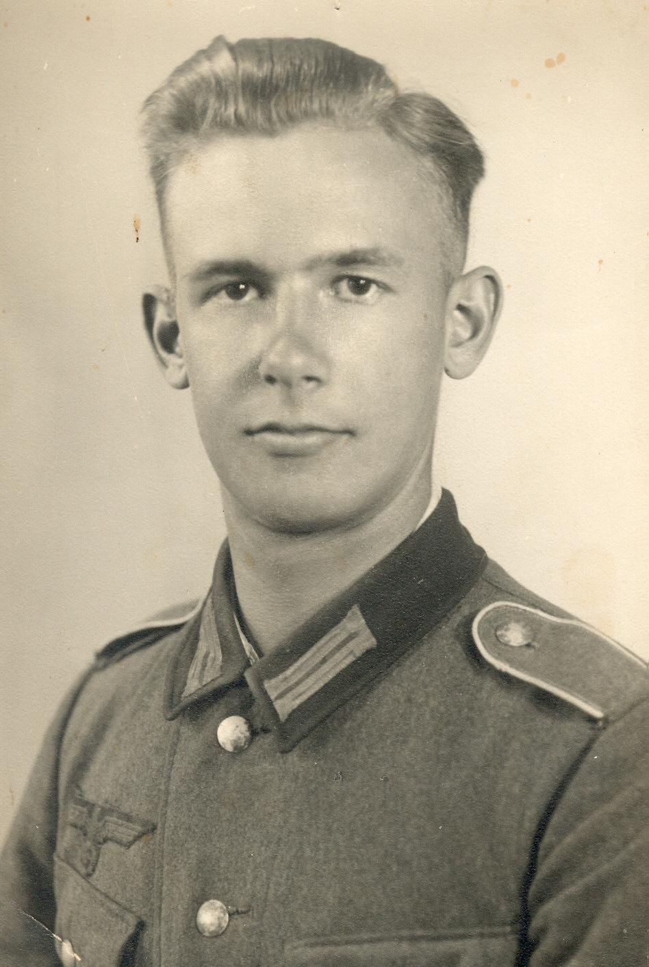 Bernhard Drüke ca.1943