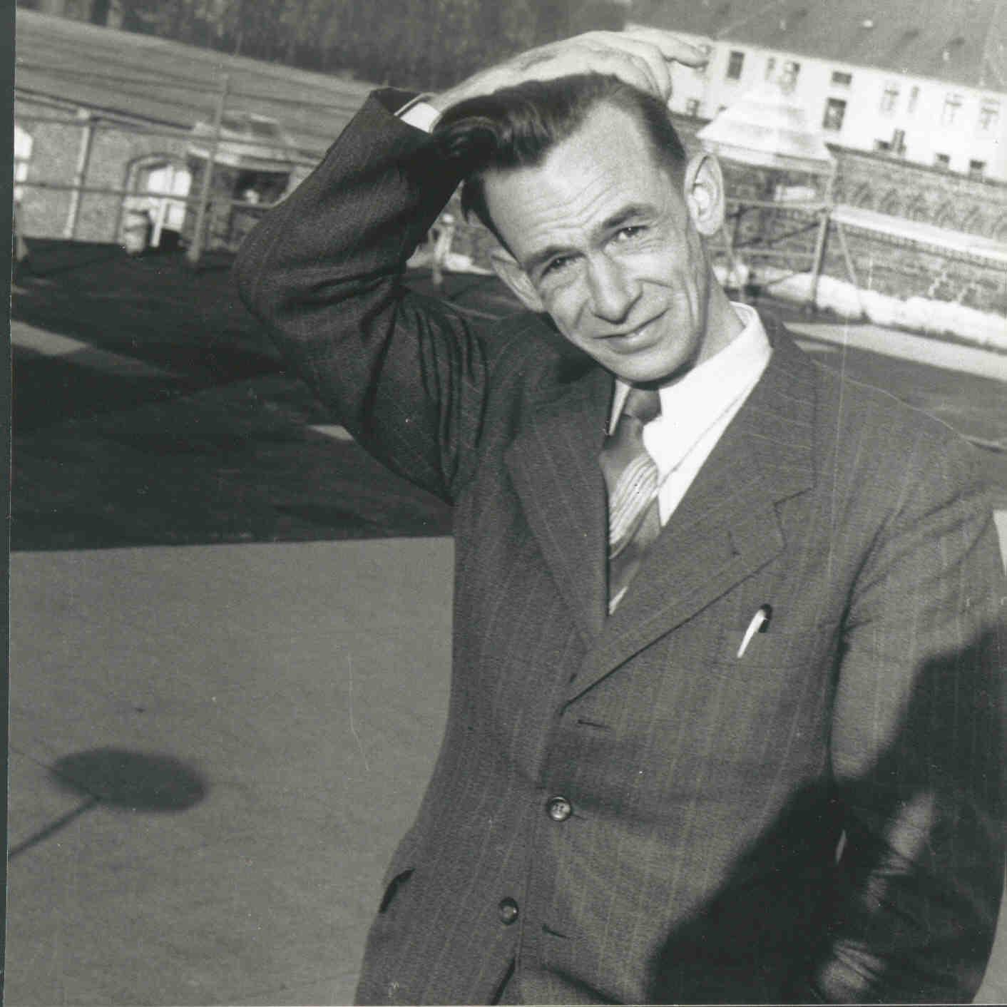 Bernhard Drüke