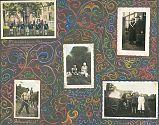 Fronleichnam 1933 -Angabe - Im Heu - Schwerathlet - Biwak