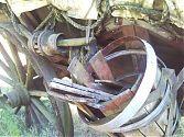 Planwagen Ersatzteile