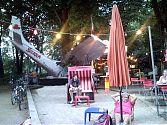 Beachclub im Landhaus Walter