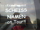 Kein Blag on Tour