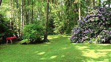 Der Park im Mai 2012