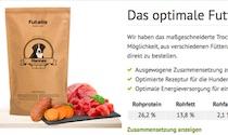 futalis - das optimale Futter für Hannes?
