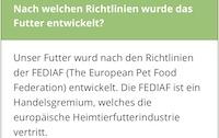 anbri Tierfutter - Grundlagen der Futterformulierung