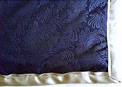 Pelzdecke Nr16 Rückseite im Detail