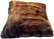 Pelzkissen aus Bisam