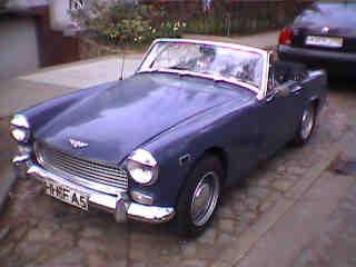 Austin Healey Sprite Mk. IV