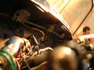 Wischer-Mechanik
