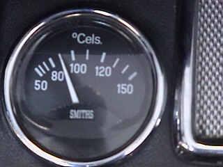 Öltemperatur